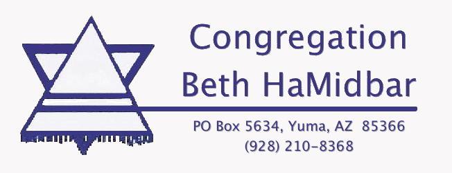 Congregation Beth HaMidbar